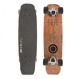 JUCKER HAWAII WOODY-BOARD TUTO